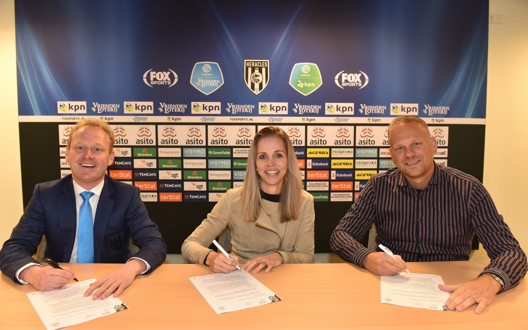 Forque en Heracles Innovatie-initiatief